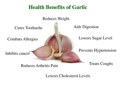 What Can Garlic Do For Me?