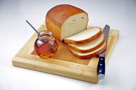 Manuka Honey Bread