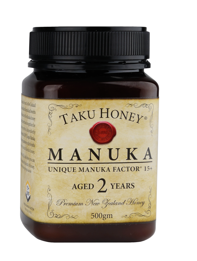 Aged 2 Years / UMF 15+ Genuine Manuka Honey