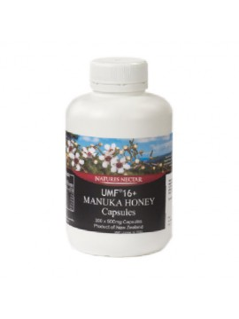 Manuka Honey Capsules - UMF® 16+
