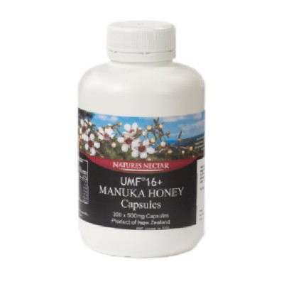 Manuka Honey Powder Capsules UMF16+