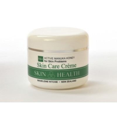 Skin Care Crème with Active Manuka Honey 16+ (jar)