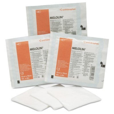 Wound Dressings (Large) – 'Melolin' pads for wounds