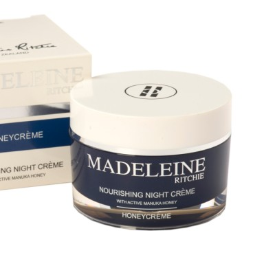 Manuka Honey Night Crème - with beeswax and essential oils